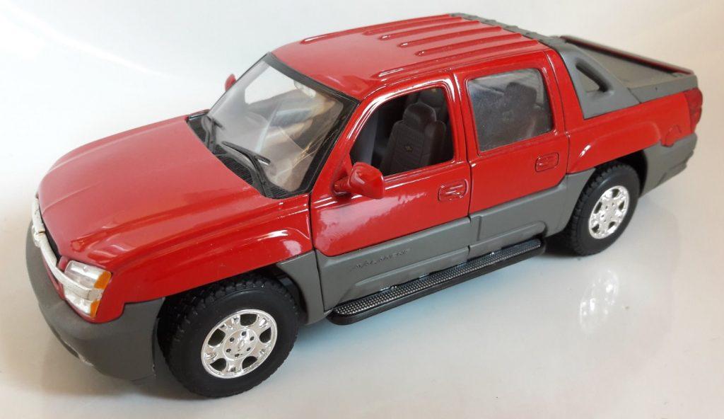 Chevrolet Avalanche Image