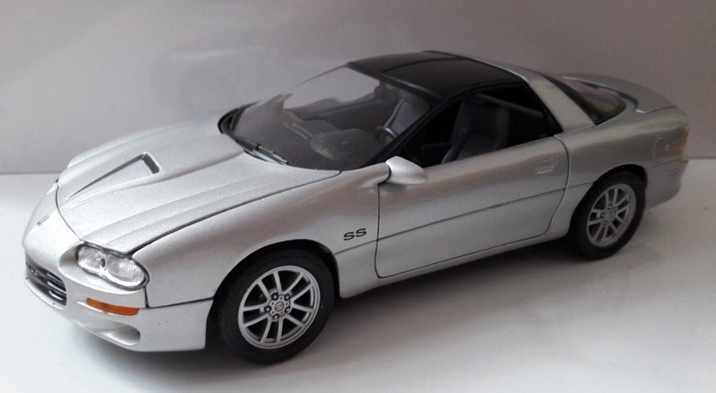Chevrolet Camaro (2002) SS Image