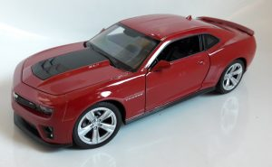 Chevrolet Camaro (2013) ZL1 Coupe Image