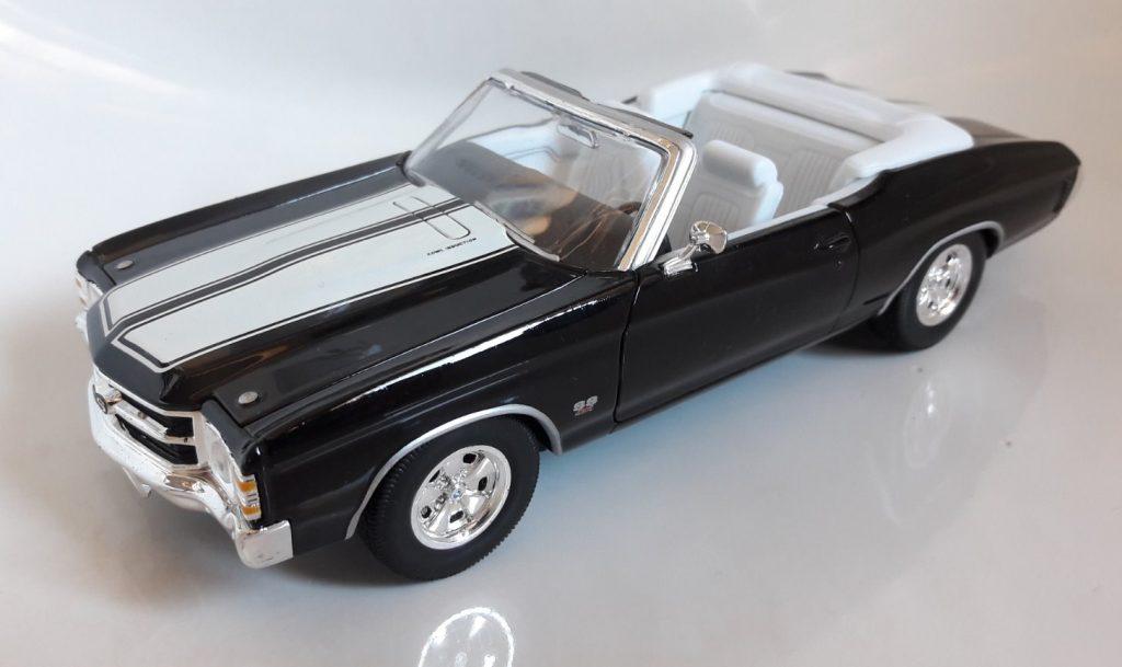 Chevrolet Chevelle SS 454 Image