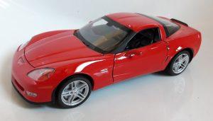 Chevrolet Corvette (2007) Z06 Image