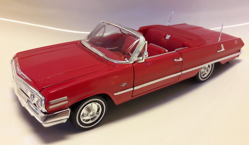 Chevrolet Impala (1963) Cabriolet Image