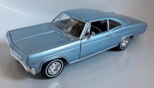 Chevrolet Impala (1965) SS 396 Image
