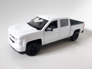 Chevrolet Silverado (2017) Image