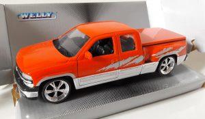 Chevrolet Silverado (1999) Tuning Image