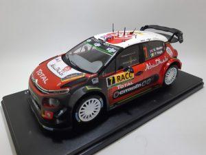 Citroen C3 WRC Image