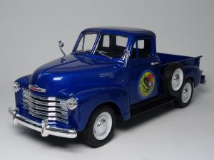 Chevrolet 3100 Pick-Up - WD-40 Image