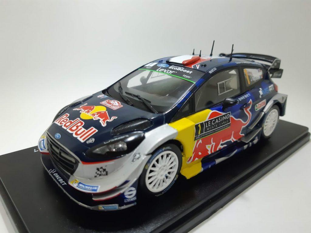 Ford Fiesta WRC Image