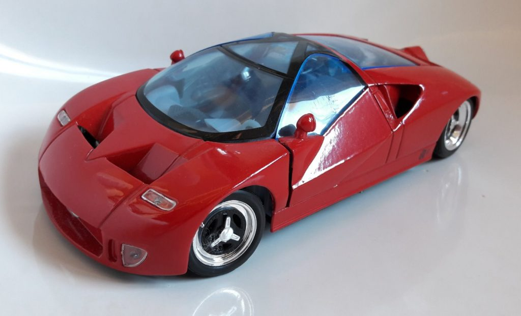 Ford GT90 Image
