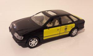 Ford Scorpio Taxi Barcelona Image