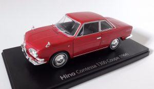 Hino Contessa 1300 Coupe Image