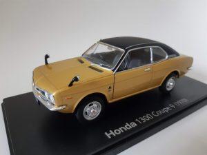 Honda 1300 Coupe 9 Image