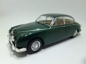 Jaguar Mark II Image