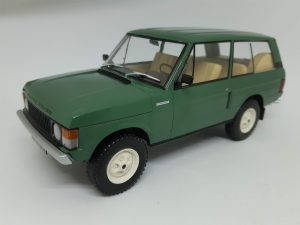 Land Rover Range Rover Image