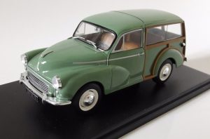 Morris Minor Traveller Image