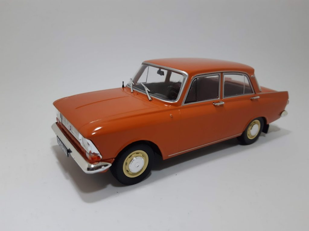 Moskvitch 412 Image