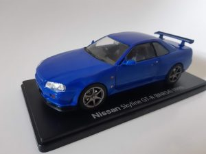 Nissan Skyline GT-R (BNR34) Image