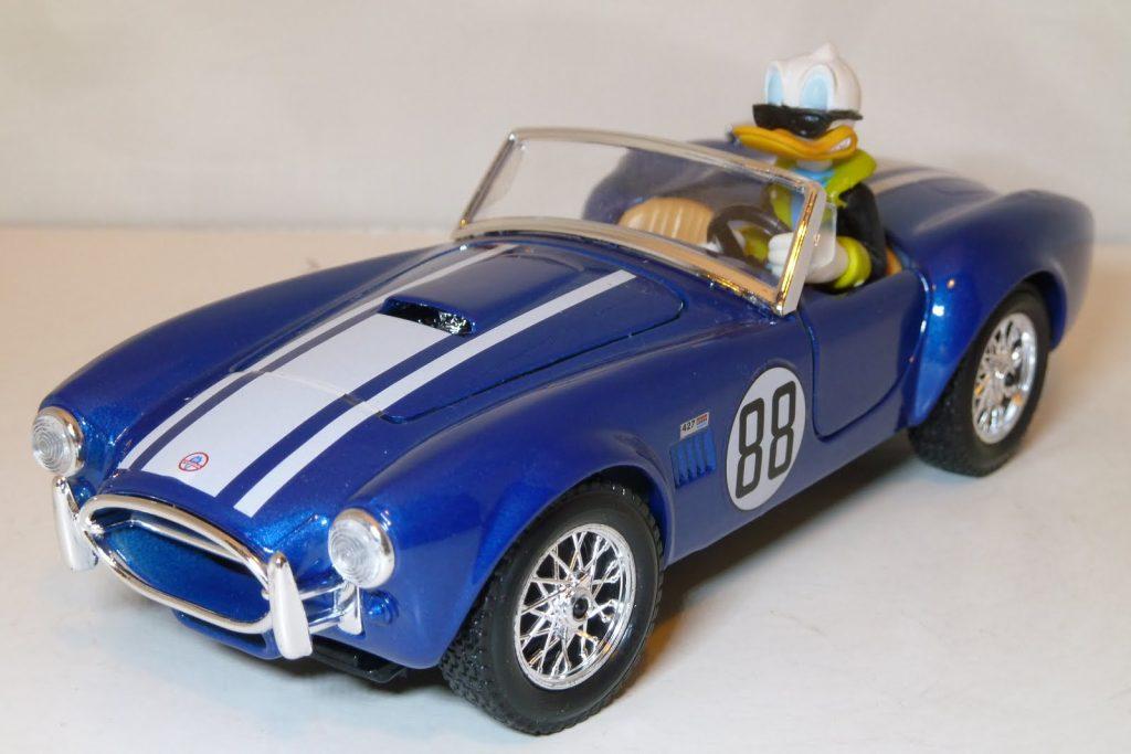 AC Cobra 427 #88 Walt Disney - Donald Image