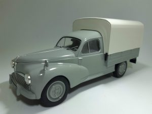 Peugeot 203 Pick-Up Image