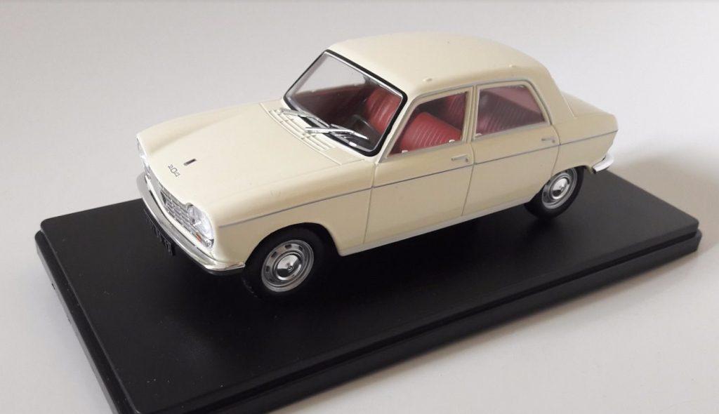 Peugeot 204 Image