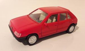 Peugeot 205 Image