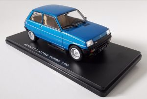 Renault 5 Alpine Turbo Image