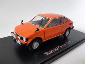 Suzuki Cervo Image