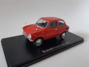 Suzuki Fronte 360 Image