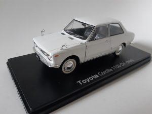 Toyota Corolla 1100 DX Image
