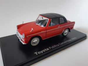 Toyota Publica Convertible Image
