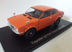 Toyota Sprinter Trueno 1600 Image