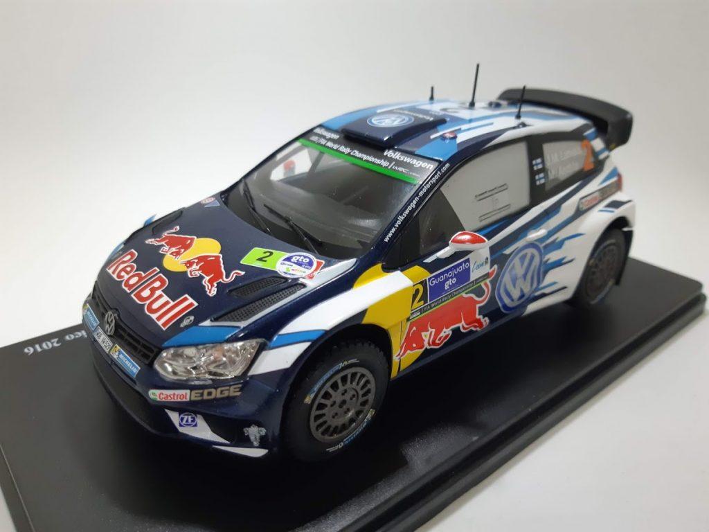 VW Polo R WRC Image