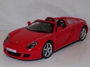 Porsche Carrera GT Image