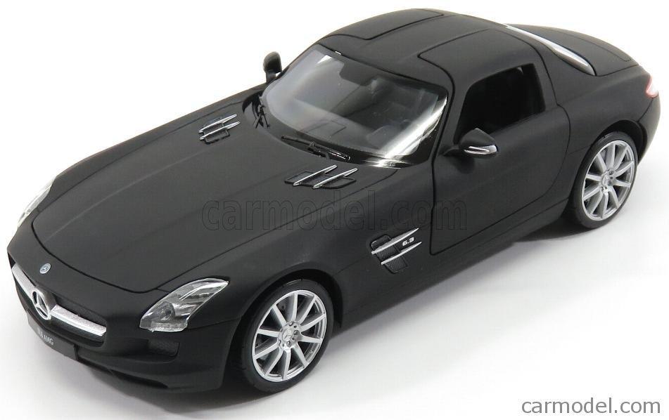Mercedes-Benz SLS Coupe Image