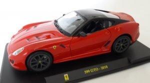 Ferrari 599 GTO Image