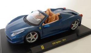 Ferrari 458 Spider Image
