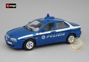 Alfa Romeo 156 Polizia Image