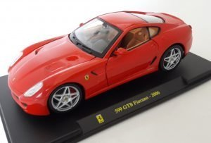 Ferrari 599 GTB Fiorano Image