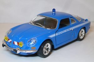 Alpine-Renault A110 Gendarmerie Image