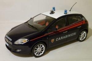 Fiat Bravo Carabinieri Image
