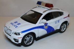 BMW X6 Police Image