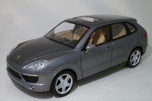 Porsche Cayenne S Image