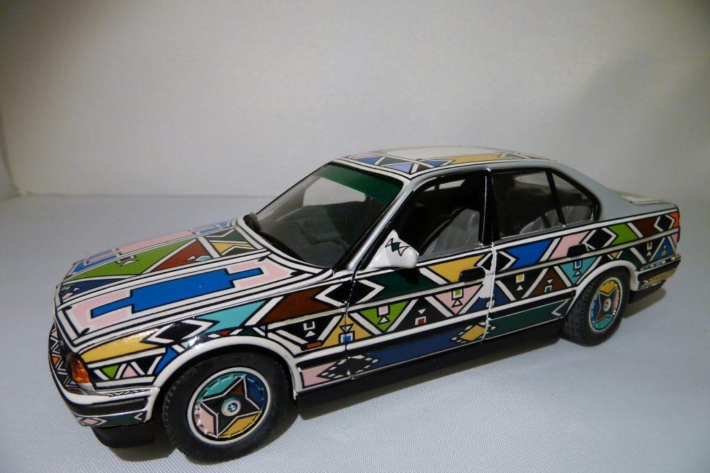 BMW 535i Art Car Image