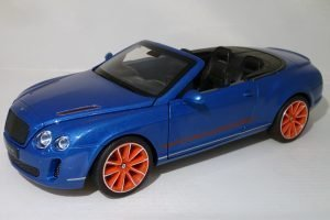 Bentley Continental Supersports Convertible Image