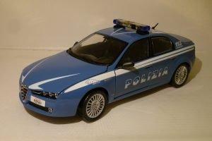 Alfa Romeo 159 Polizia Image