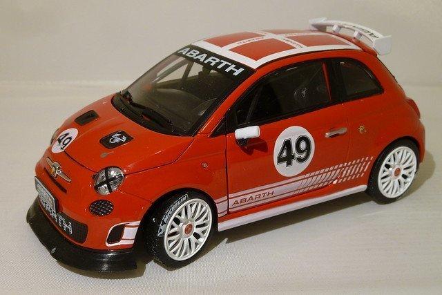 Fiat-Abarth Nuova 500 #49 Assetto Corsa Image