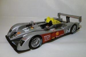 Audi R10 TDI #7 Le Mans Image