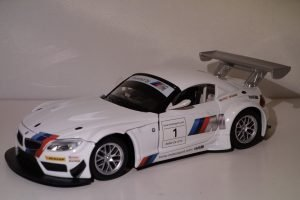 BMW Z4 GT3 #1 Image