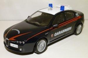 Alfa Romeo 159 Carabinieri Image