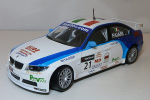 BMW 320si #21 WTCC Image